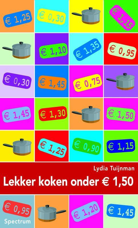 Cover Lekker koken onder euro 1.50