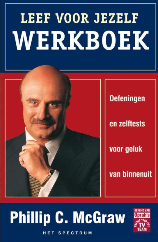 Cover Leef voor jezelf werkboek