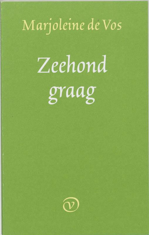 Cover Zeehond graag