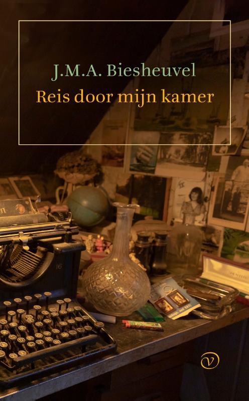Cover Reis door mijn kamer