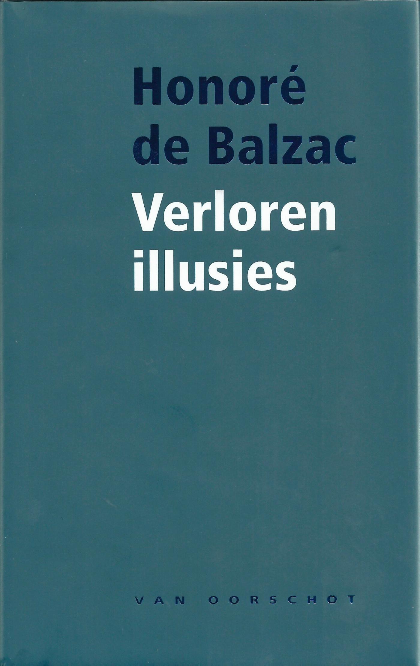 Cover Verloren illusies