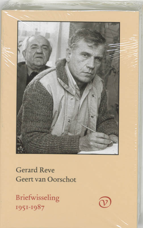 Cover Briefwisseling 1951-1987