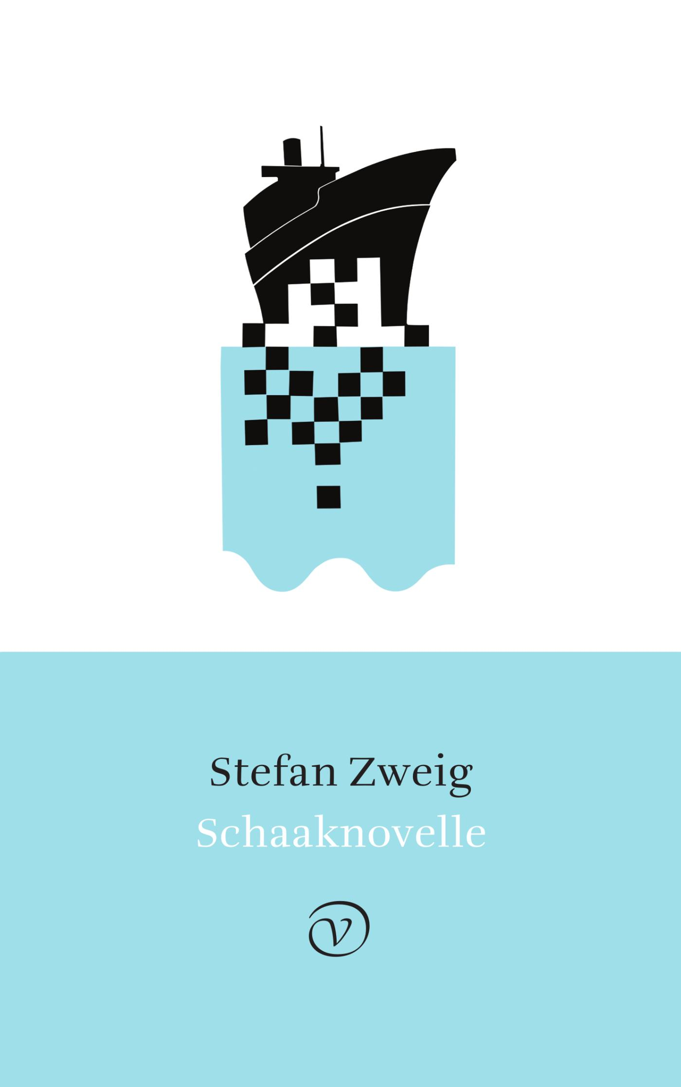 Cover Schaaknovelle