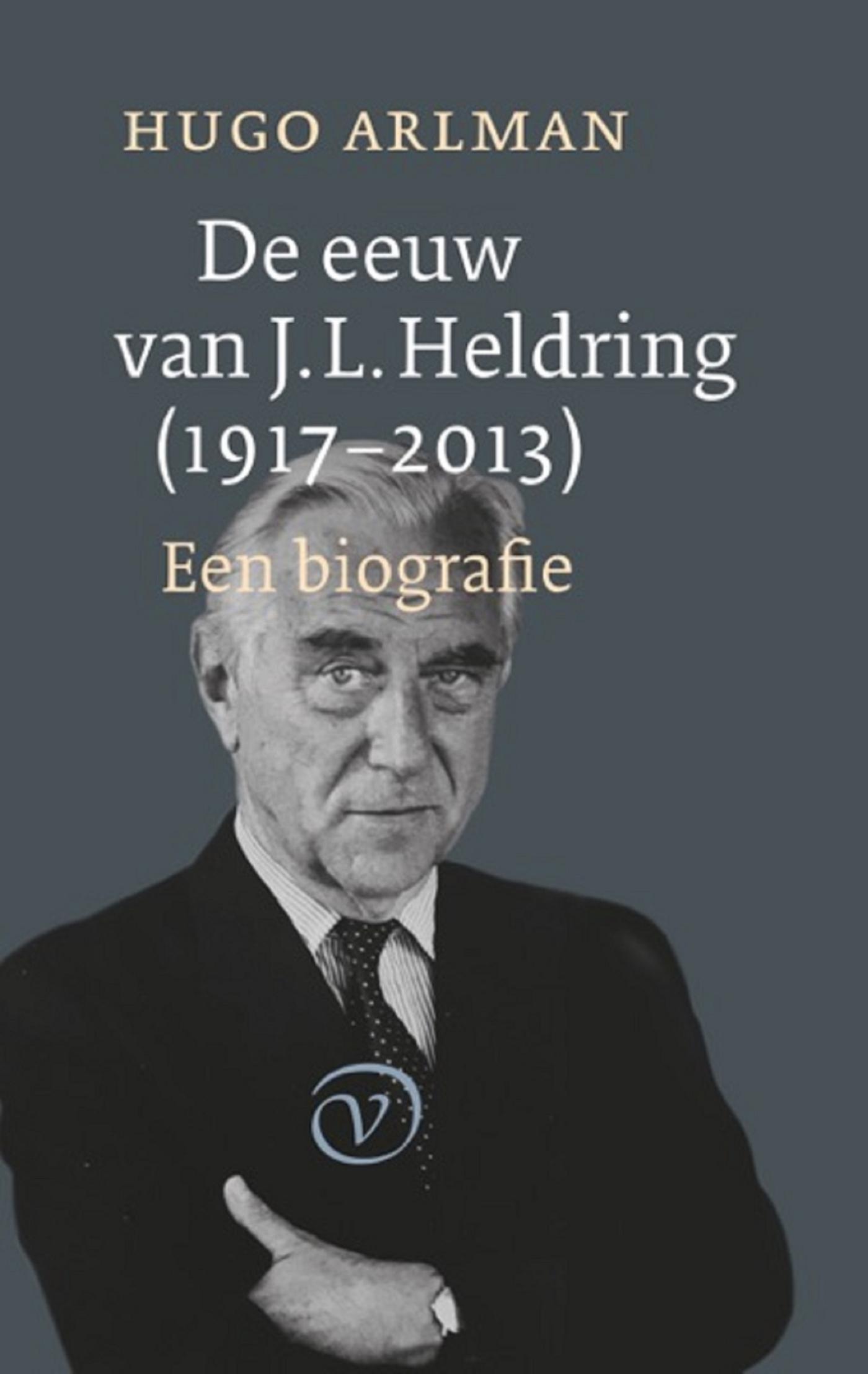 Cover De eeuw van J.L. Heldring (1917-2013)