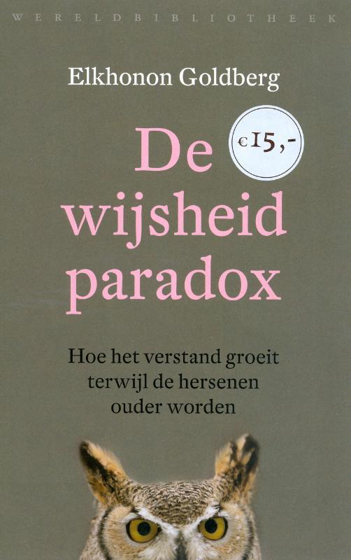 Cover De wijsheidsparadox