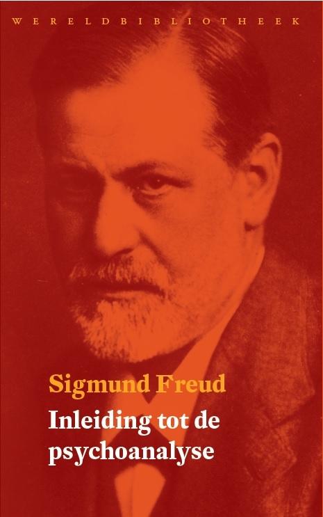 Cover Inleiding tot de psychoanalyse