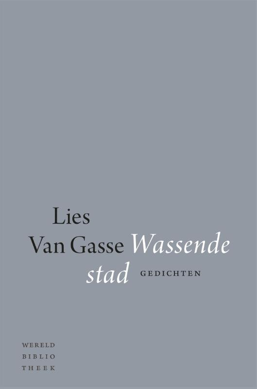 Cover Wassende stad