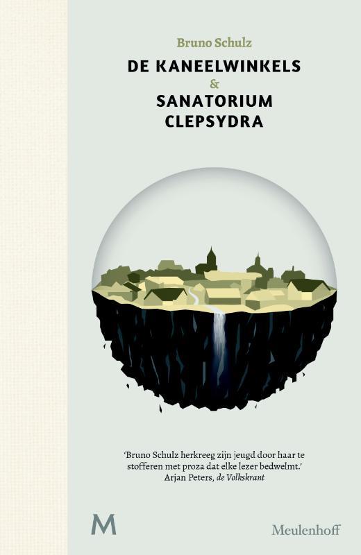 Cover De kaneelwinkels & Sanatorium Clepsydra