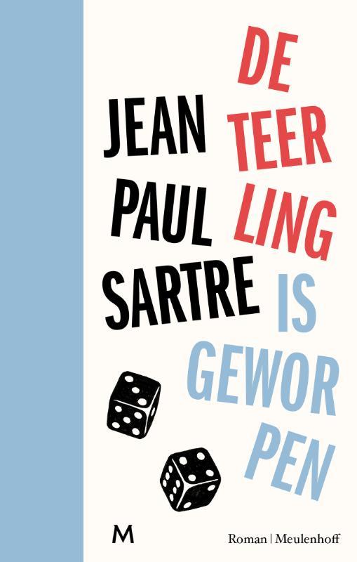 Cover De teerling is geworpen