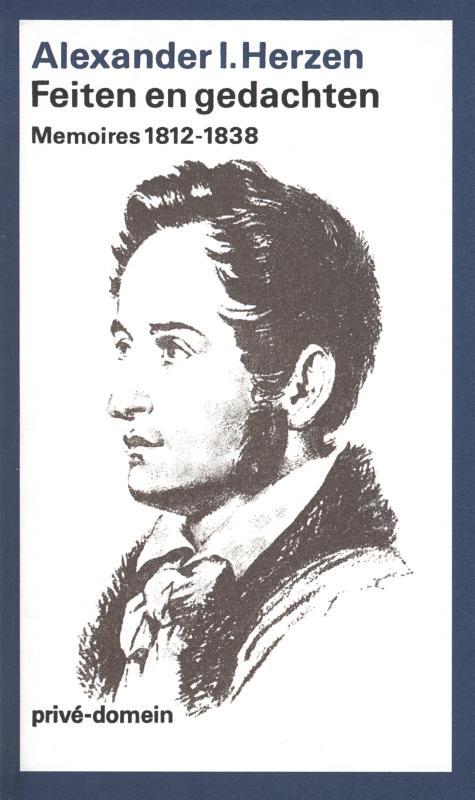 Cover Eerste boek 1812-38