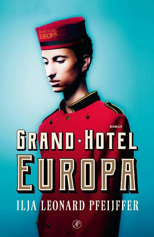 Cover Grand Hotel Europa