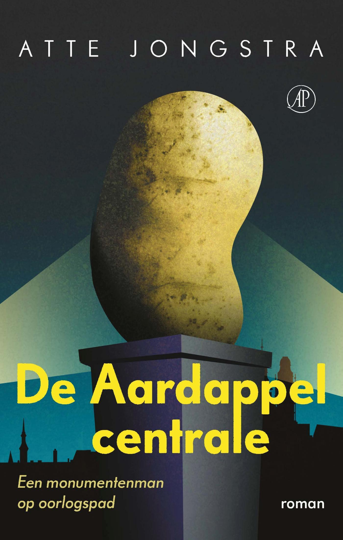 Cover De Aardappelcentrale