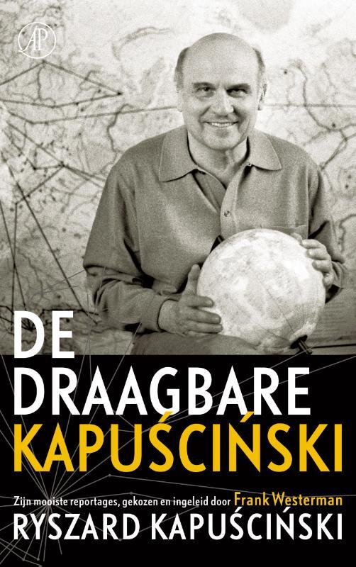 Cover De draagbare Kapuscinski