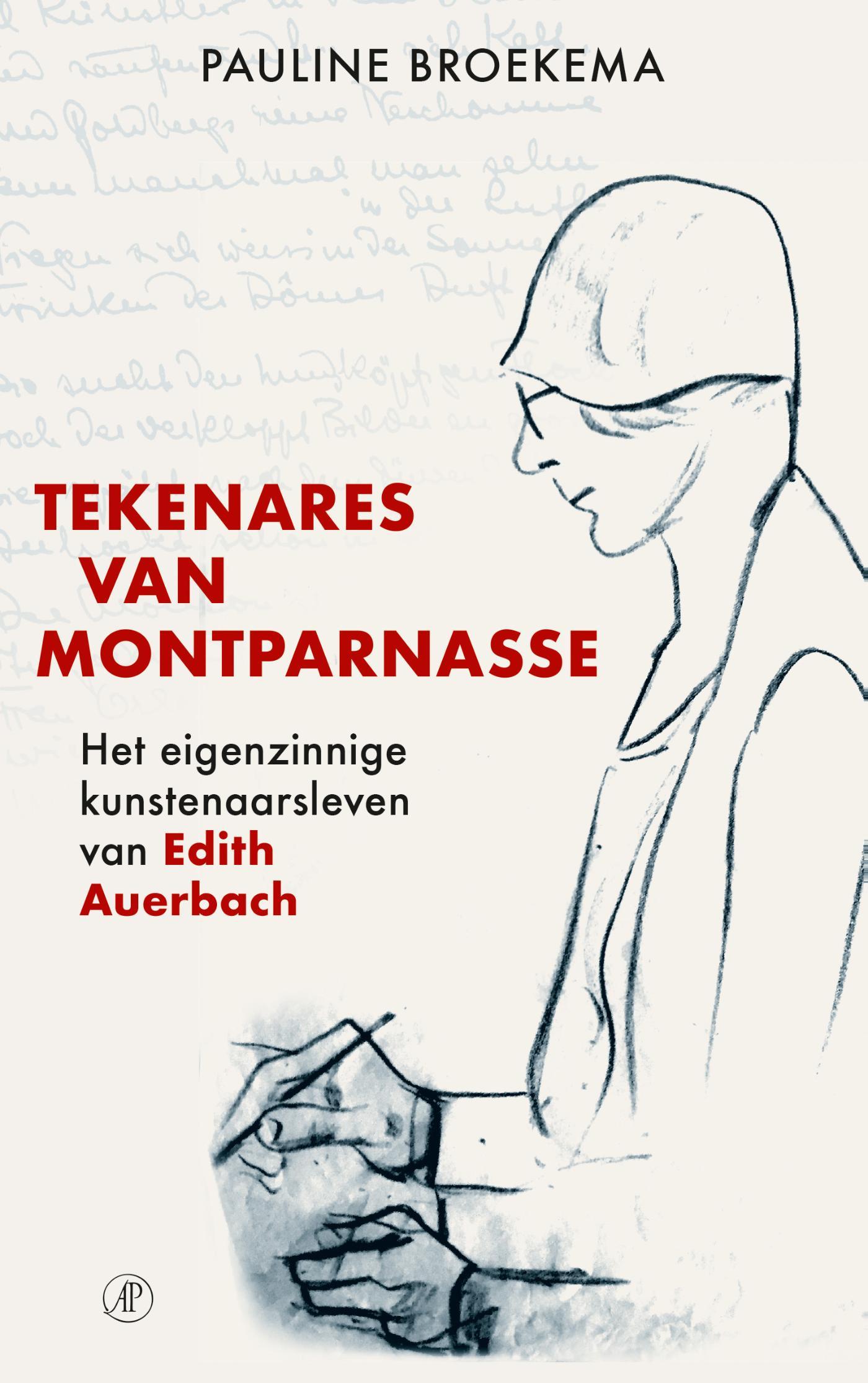 Cover Tekenares van Montparnasse