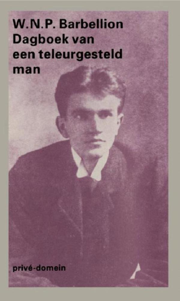 Cover Dagboek van een teleurgesteld man