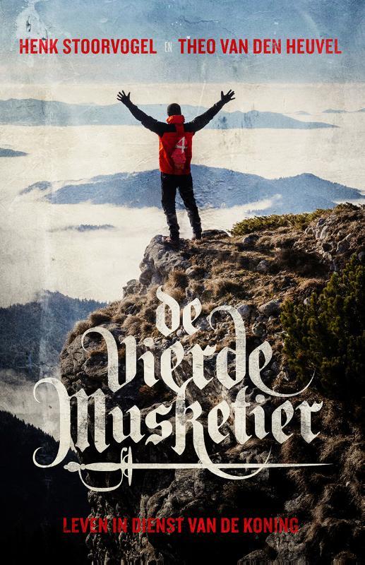 Cover De vierde musketier