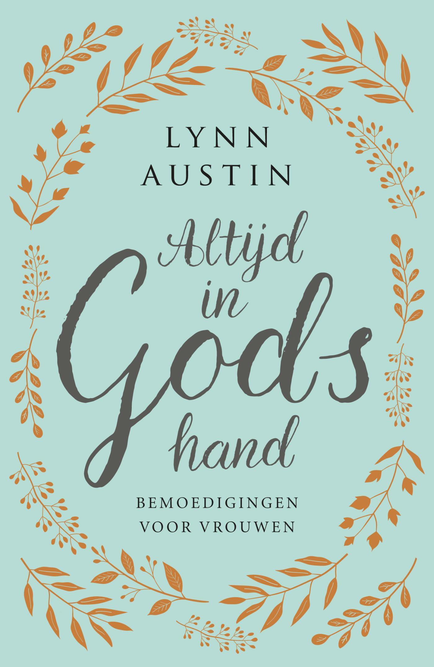 Cover Altijd in Gods hand