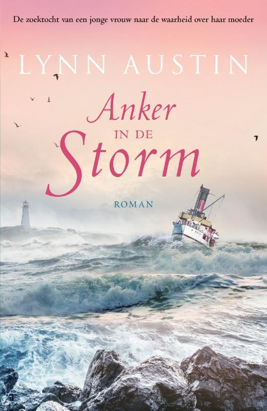 Cover Anker in de storm