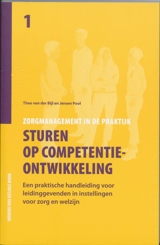 Cover Sturen op competentieontwikkeling