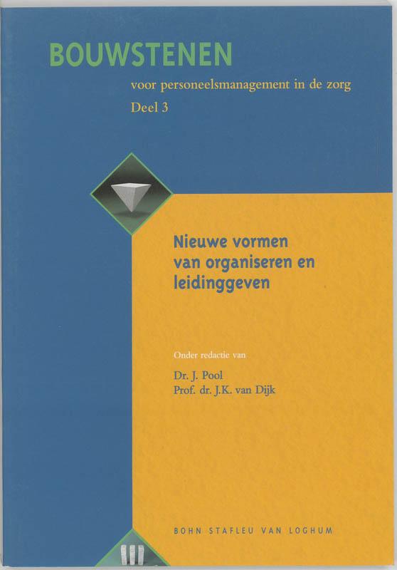 Cover 3 Nieuwe vormen van organiseren en leidinggeven