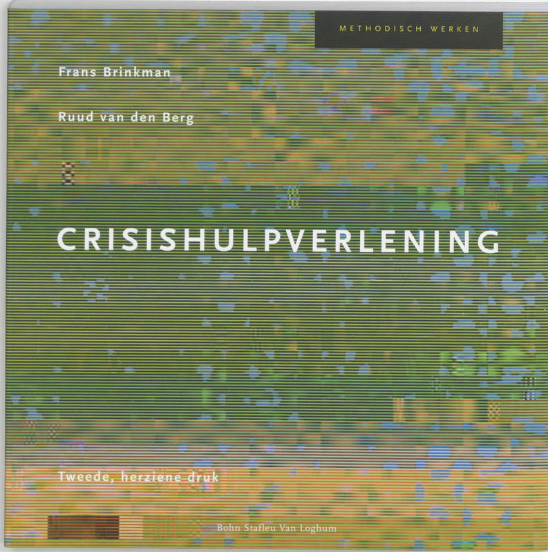 Cover Crisishulpverlening