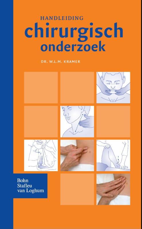 Cover Handleiding chirurgisch onderzoek
