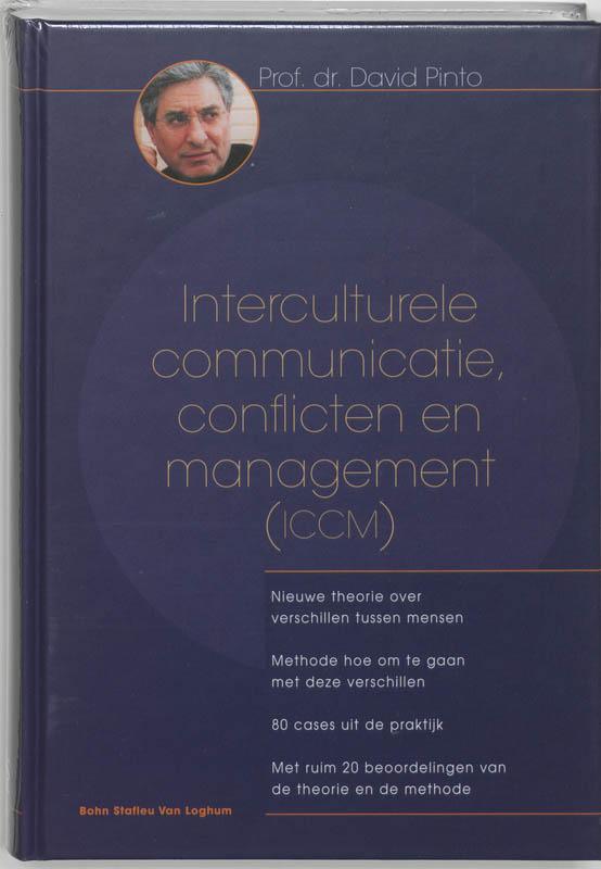 Cover Interculturele communicatie, conflicten en management (ICCM)