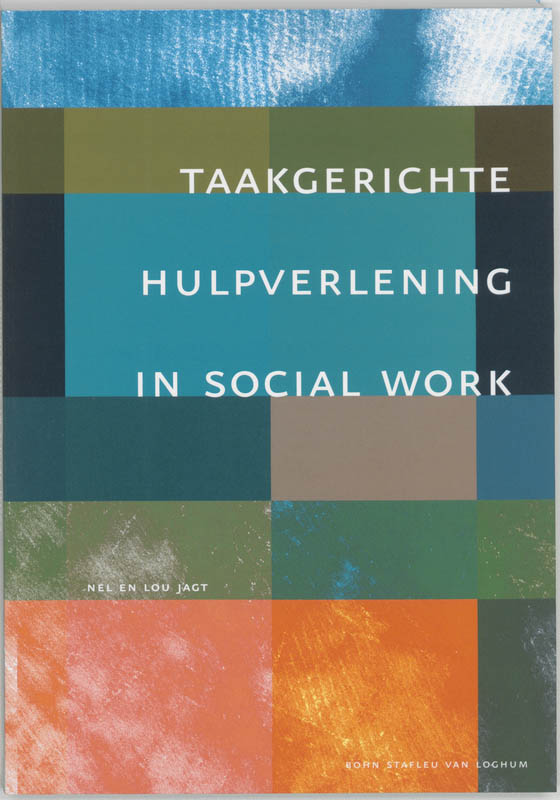 Cover Taakgerichte hulpverlening in social work