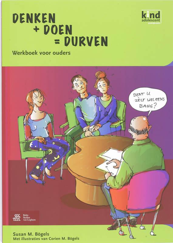 Cover werkboek voor ouders