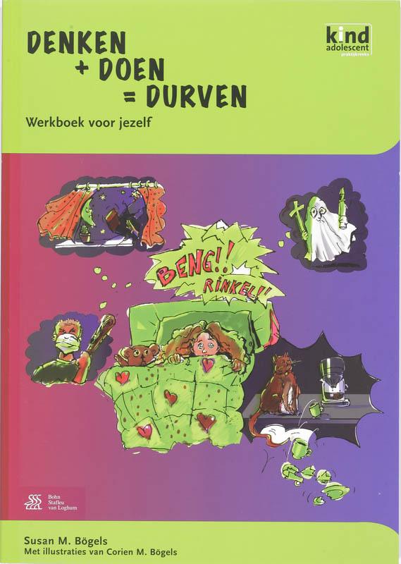 Cover werkboek voor kinderen