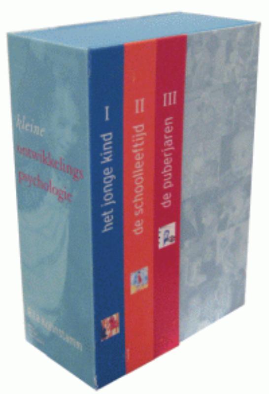 Cover Kleine ontwikkelingspsychologie 3-delen cassette
