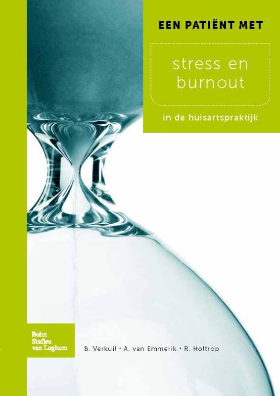 Cover Een patient met stress en burnout