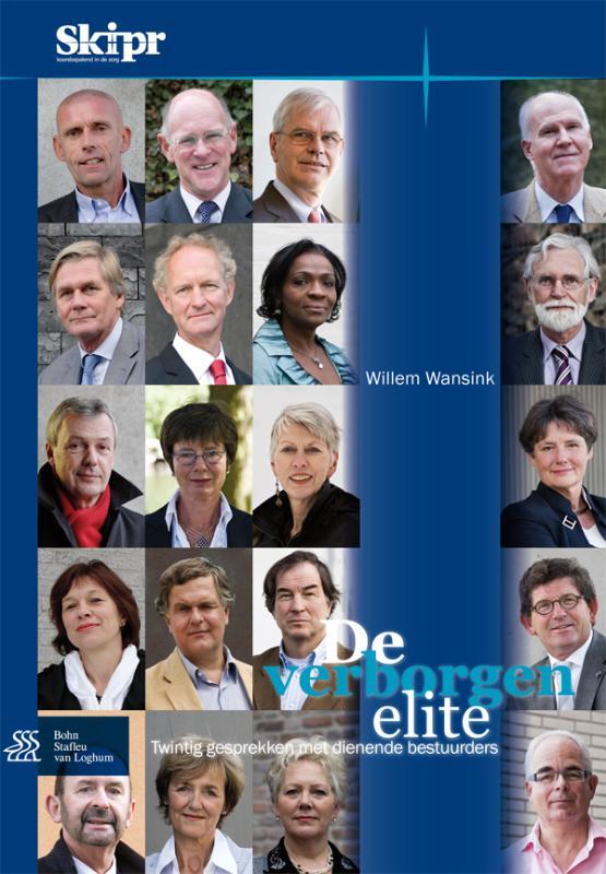 Cover De verborgen elite