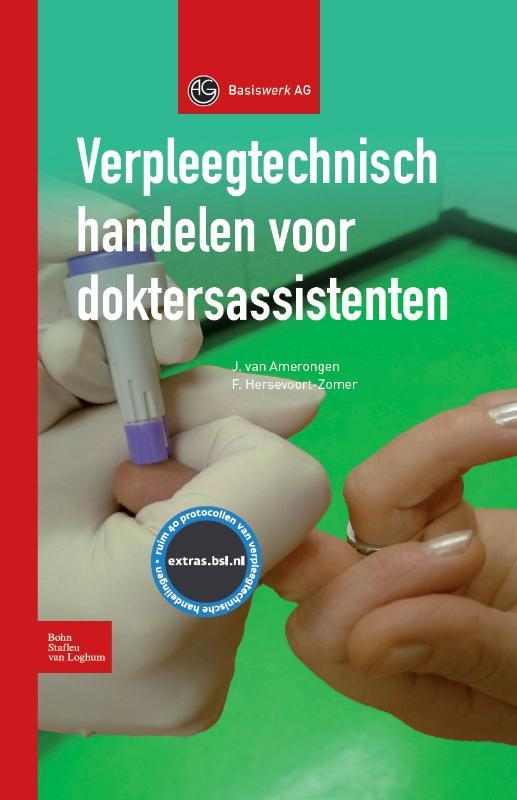 Cover Verpleegtechnisch handelen voor doktersassistenten