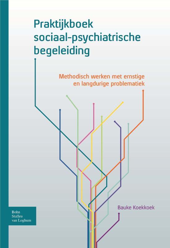 Cover Praktijkboek sociaal-psychiatrische begeleiding