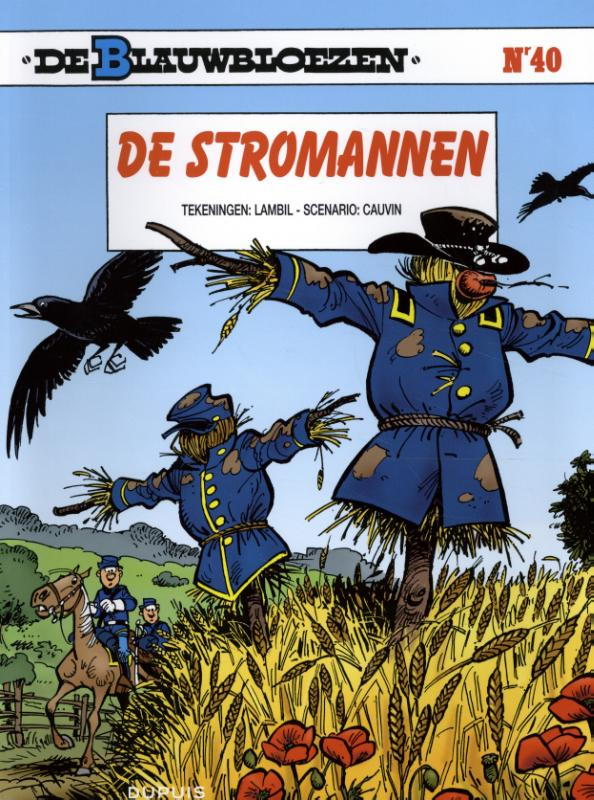 Cover De stromannen