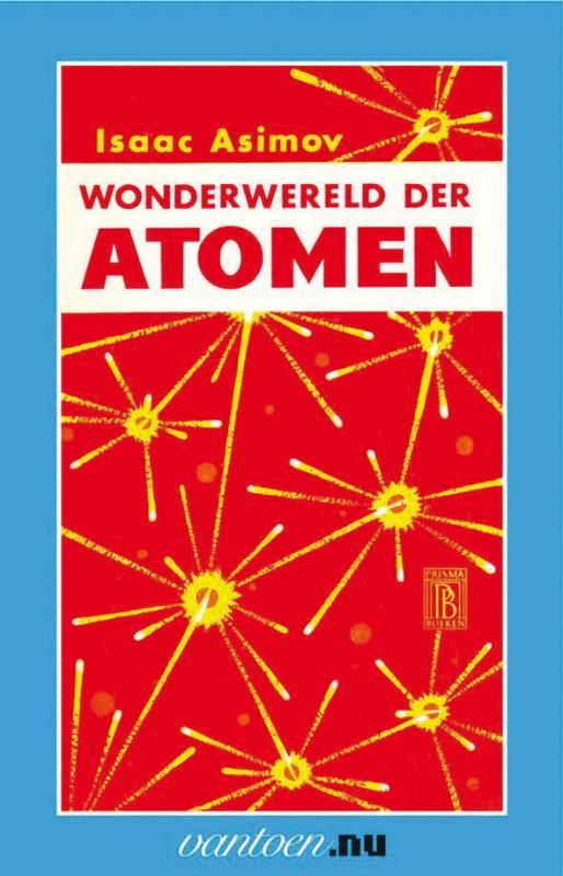 Cover Wonderwereld der atomen