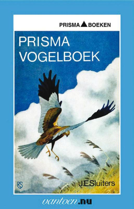 Cover Prisma vogelboek