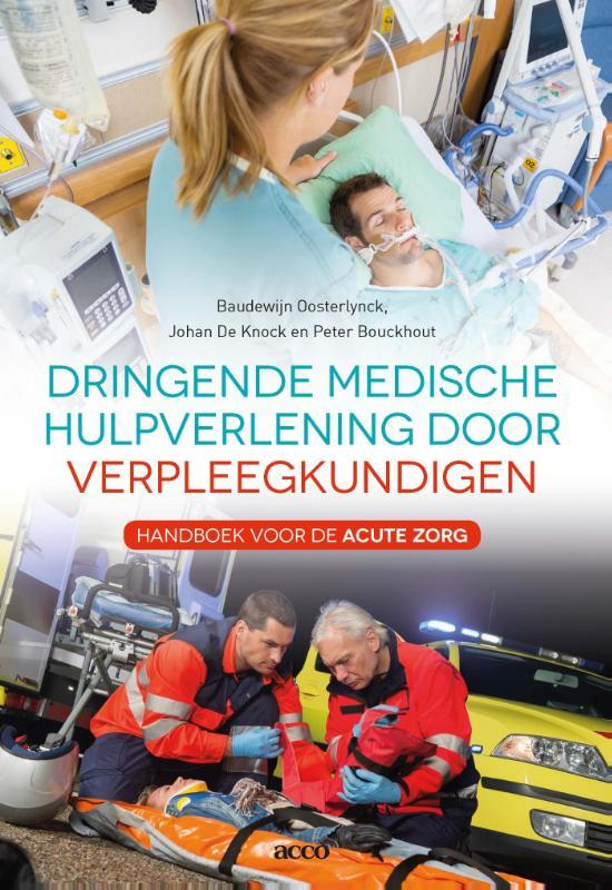 Cover Dringende medische hulpverlening door verpleegkundigen