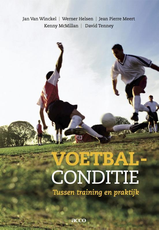 Cover Voetbalconditie