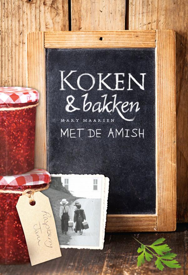 Cover Koken en bakken met de Amish