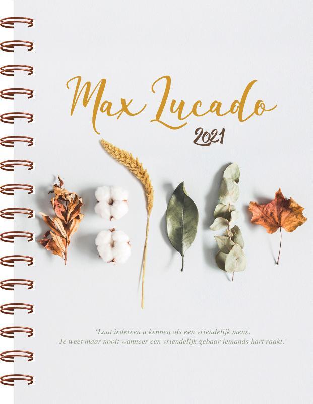 Cover Max Lucado agenda 2021