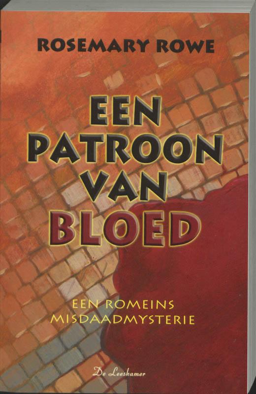 Cover Een patroon van bloed