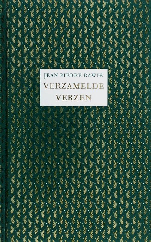 Cover Verzamelde verzen