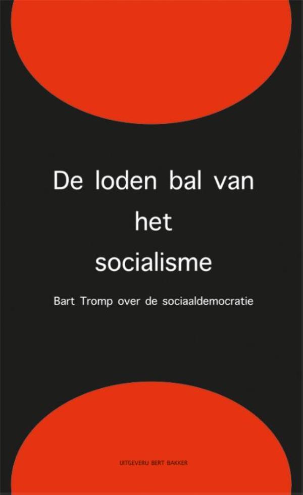Cover De loden bal van het socialisme