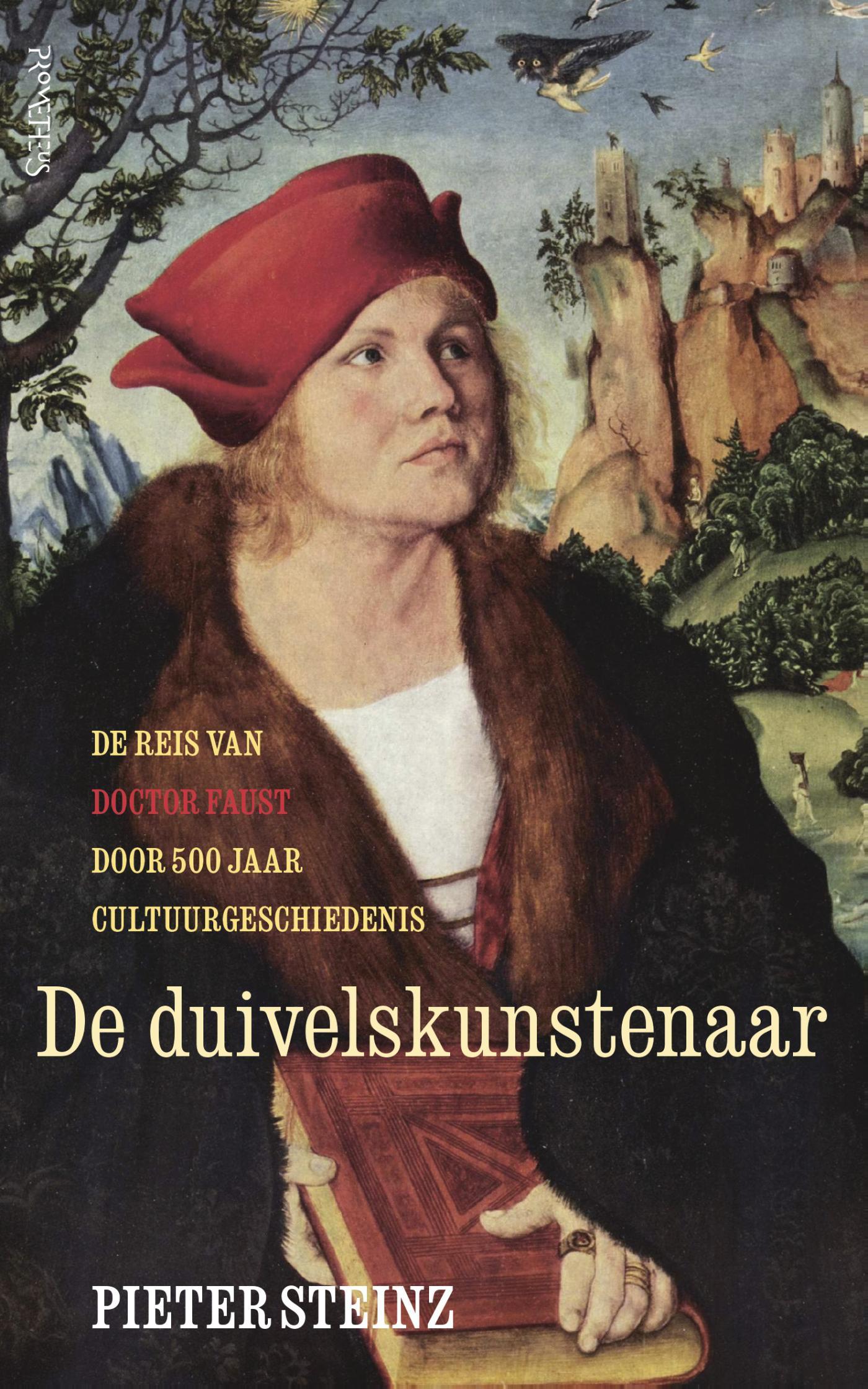 Cover De Duivelskunstenaar