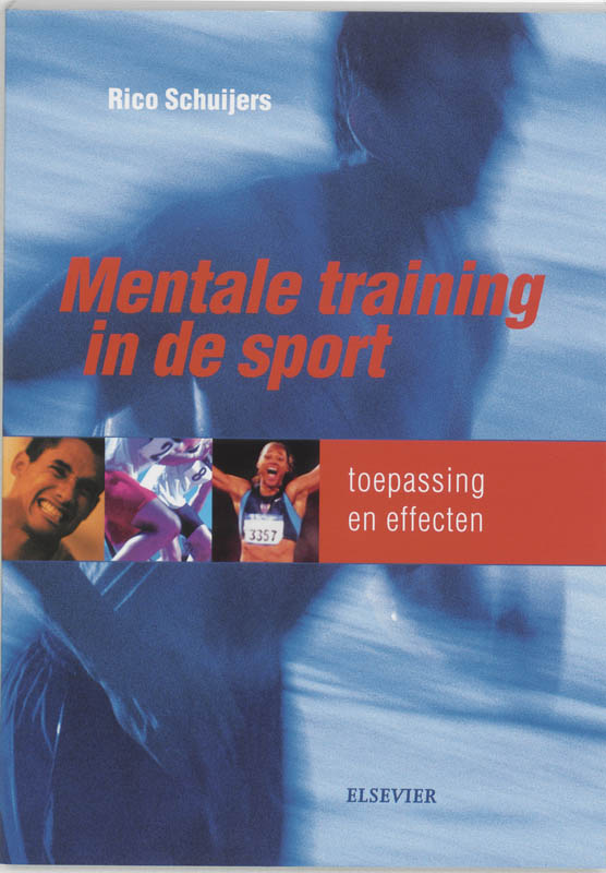 Cover Mentale training in de sport
