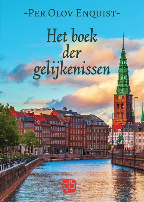Cover Het boek der gelijkenissen