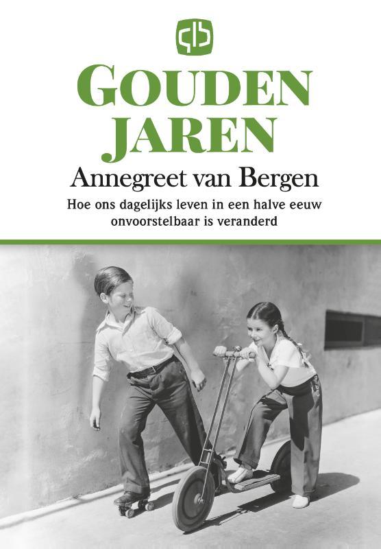 Cover Gouden jaren
