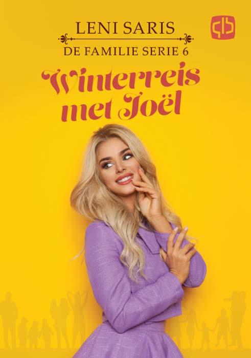 Cover Winterreis met Joël